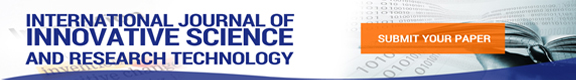 International Journal of Innovative Science and Research